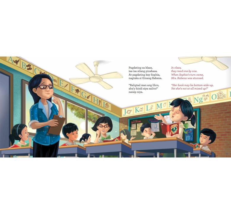 Araw ng Kabaligtaran (Picture Book)