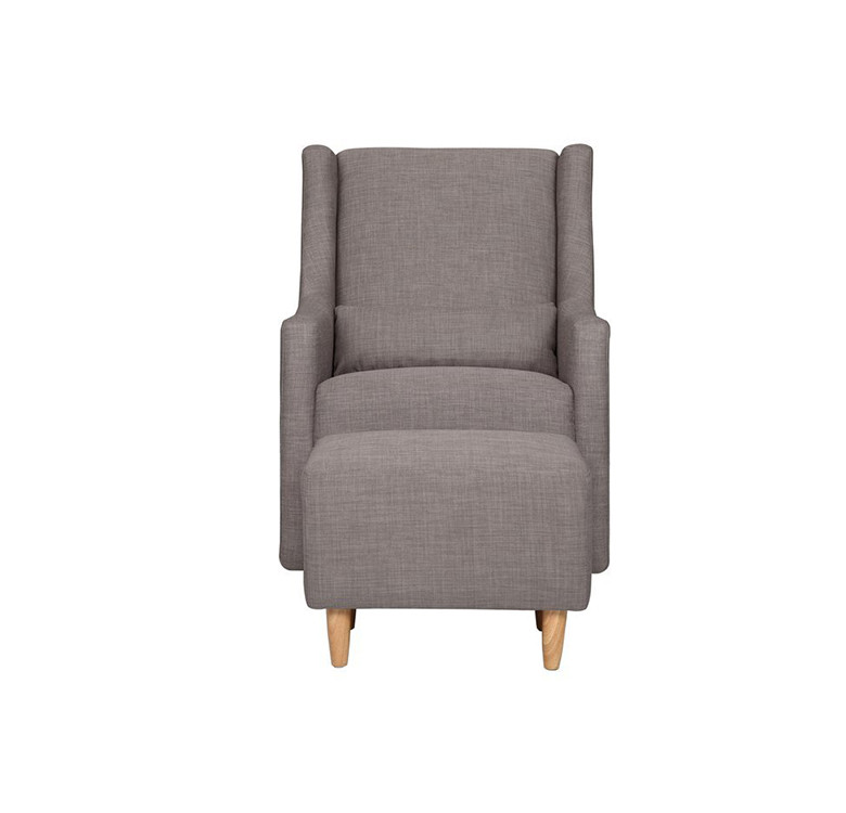 Toco Glider with Ottoman