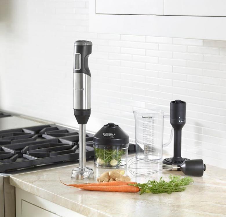 Smart Stick® Variable Hand Speed Blender with Potato Masher