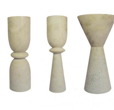 Mendo Vessels/Candle Holder