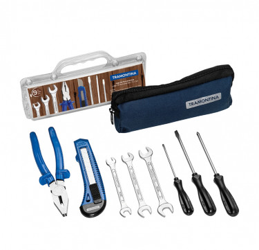 9-Piece Tool Set
