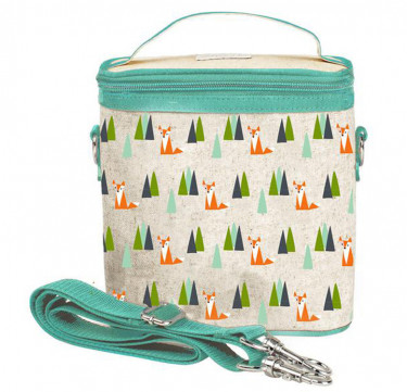Small Cooler & Lunch Bag (Olive Fox)