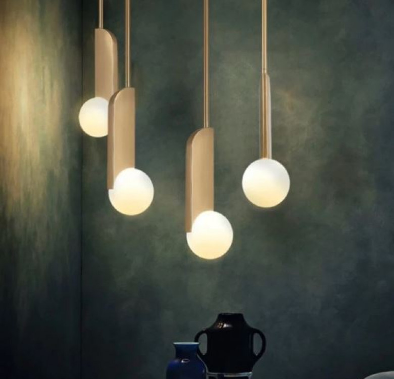 Callen Retro Pendant Light