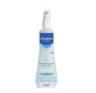 Mustela Agua de Colognia 200ml