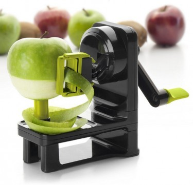 Kiwi and Apple Peeler
