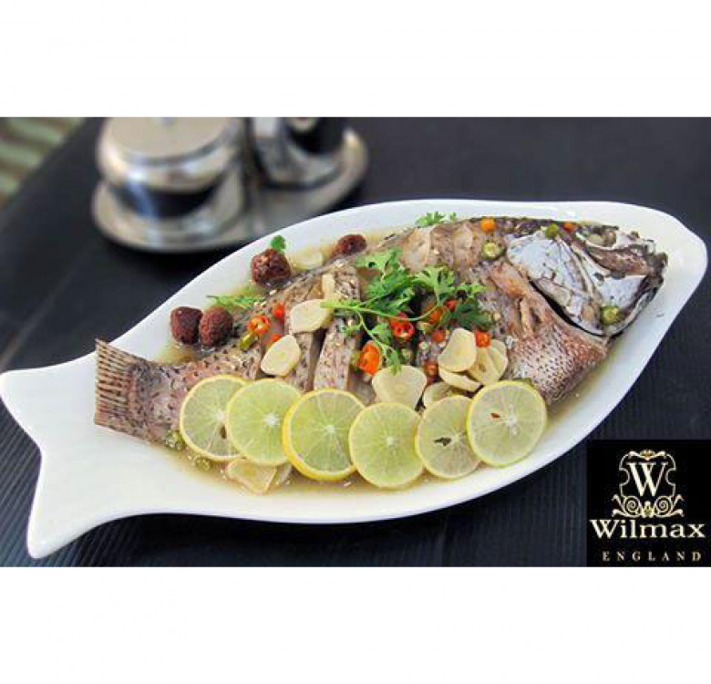 England Fish Plate