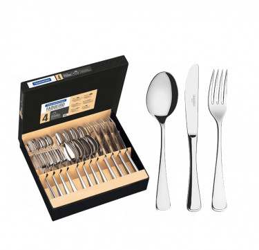 Monaco 24-Piece Flatware Set