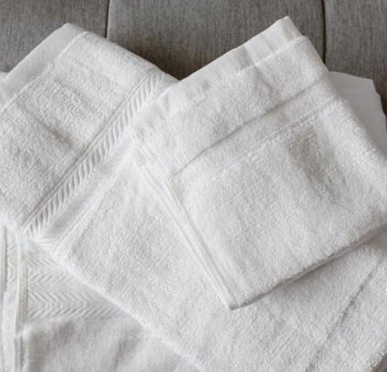 100% Bamboo Set of 2 Bath Towels