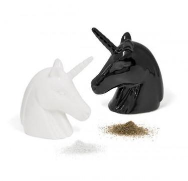 Salt and Pepper Unicorn