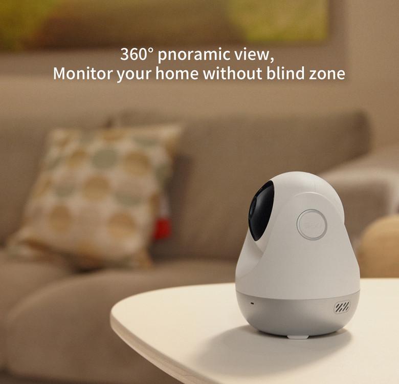 360 Smart Camera 1080p Pan Tilt Rotating Camera