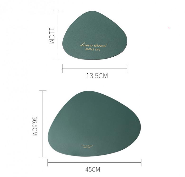 Curve Placemat Set of 4