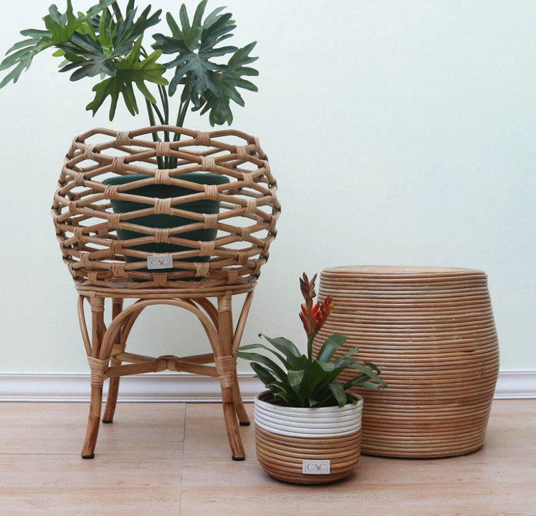 Tila Barrel Stool