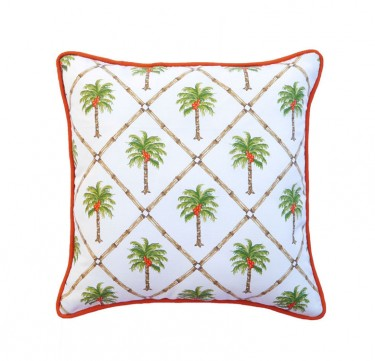 Palm Beach Pillow Case