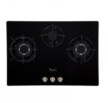 AKC730C BL Glass Built-in Hobs