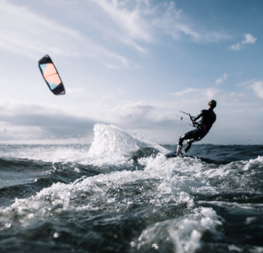 Kiteboarding Lessons and Rentals