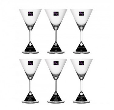 Rims Martini 6 Oz. / 175 mL Set of 6