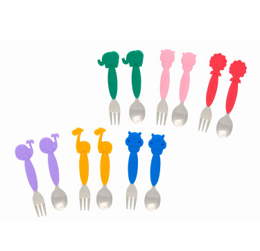 Fork & Spoon Set