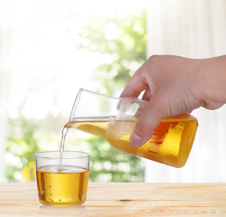 Solo Pitcher and Glass Set