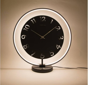 Ting Table Clock with Light