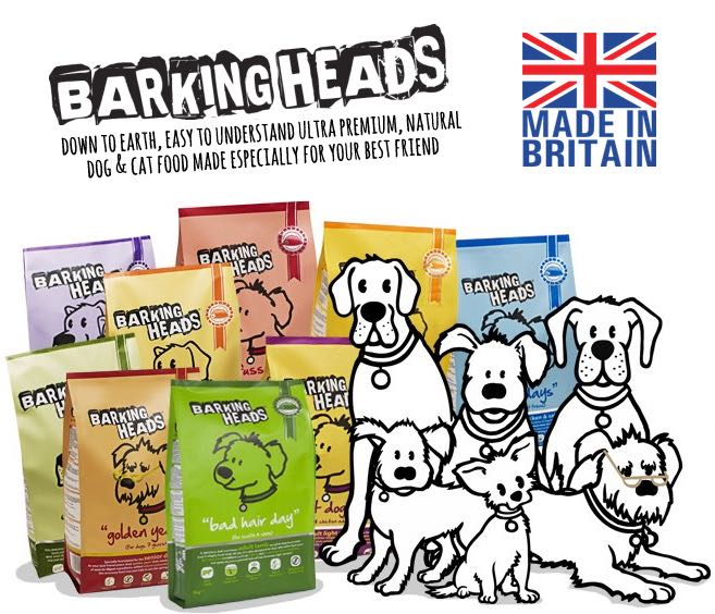 Barking Heads - Simple, Natural Dog Food At Its Best!