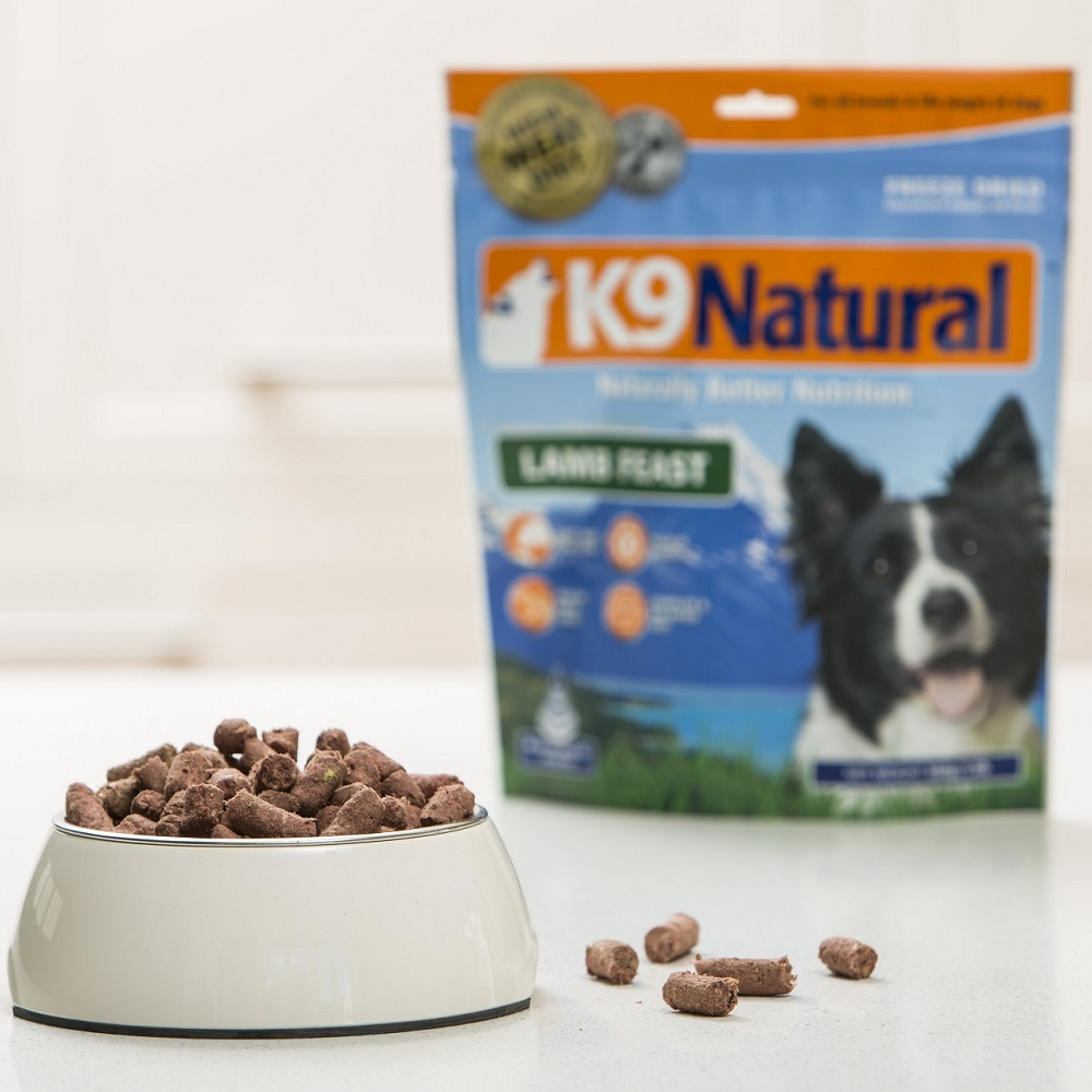 K9 Natural - Naturally Better Nutrition