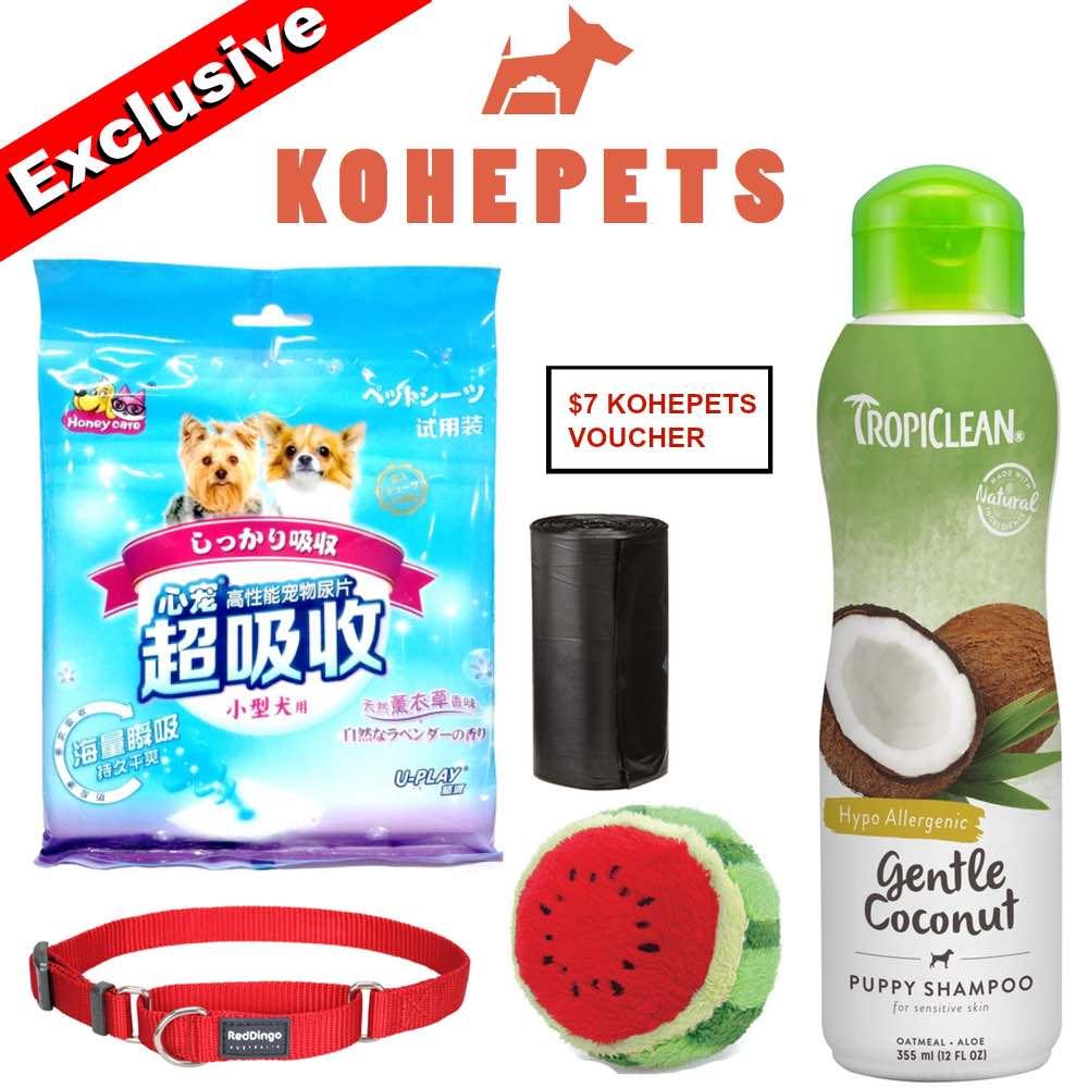 Kohepets Puppy Starter Pack