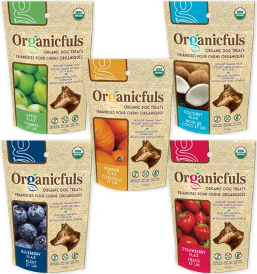 Wonderful Ingredients, Certified Organic!