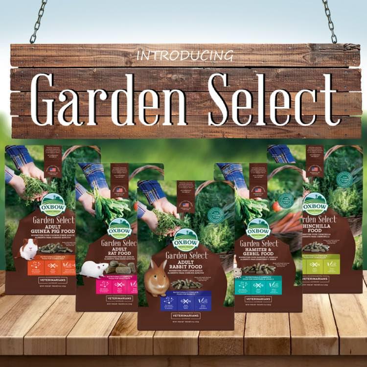 COMING SOON! Oxbow Garden Select