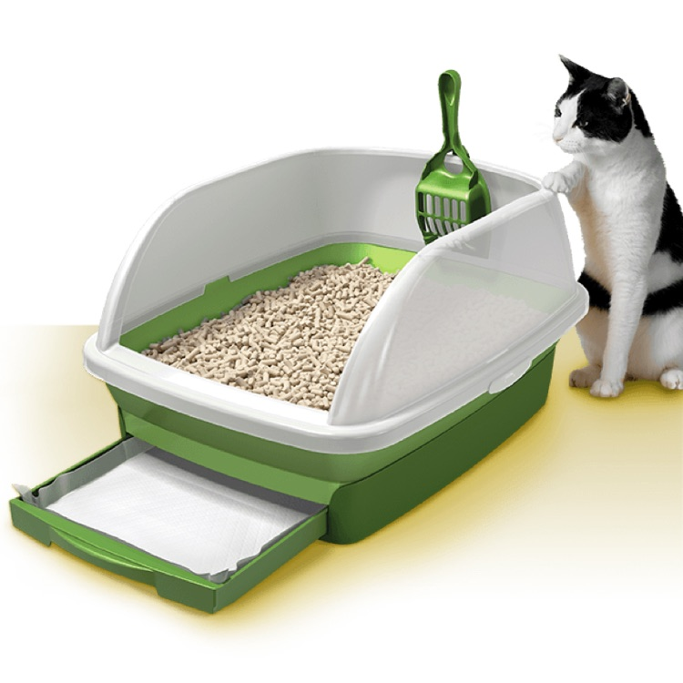 Recycled Paper Litter For Cats & Small Animals