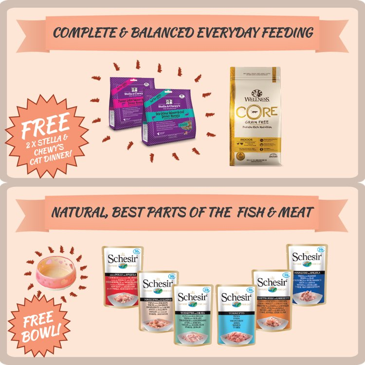Pet Expo Cat Food Promotions