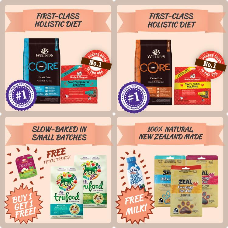 Pet Expo Dog Food & Treats Promotions