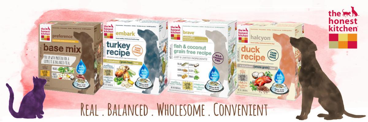 The Honest Kitchen Pet Food, Treats & Supplements – Kohepets