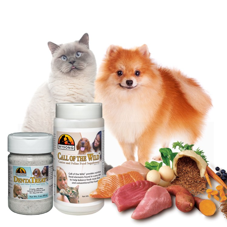 Wysong's Pet Supplements