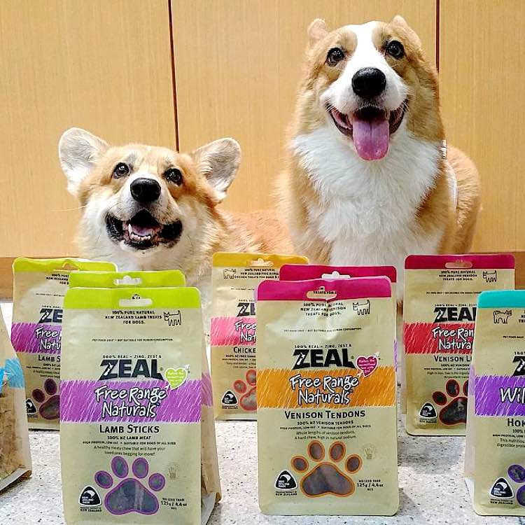 Zeal Cat & Dog Natural Treats