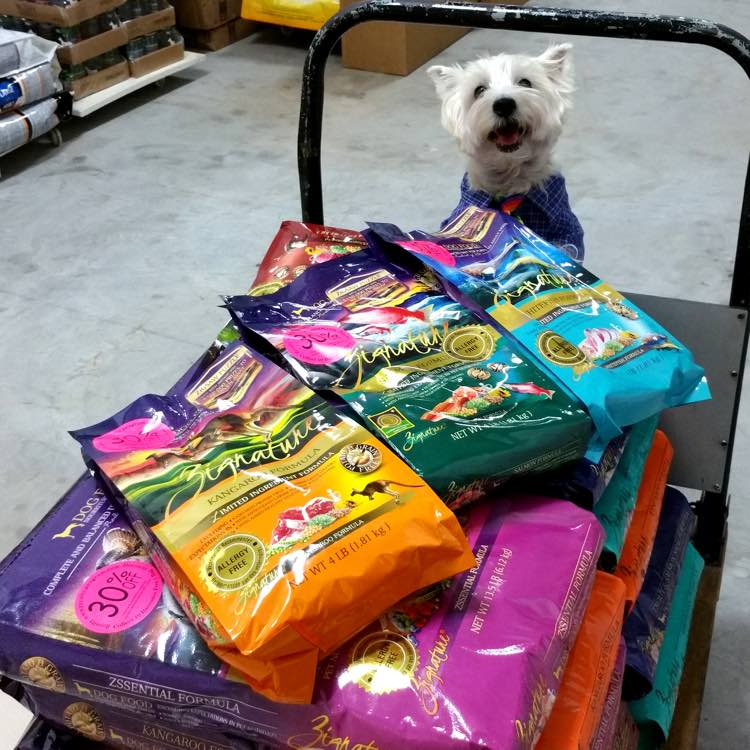 Zignature Dog Food - Exceeding Expectations in Pet Nutrition.
