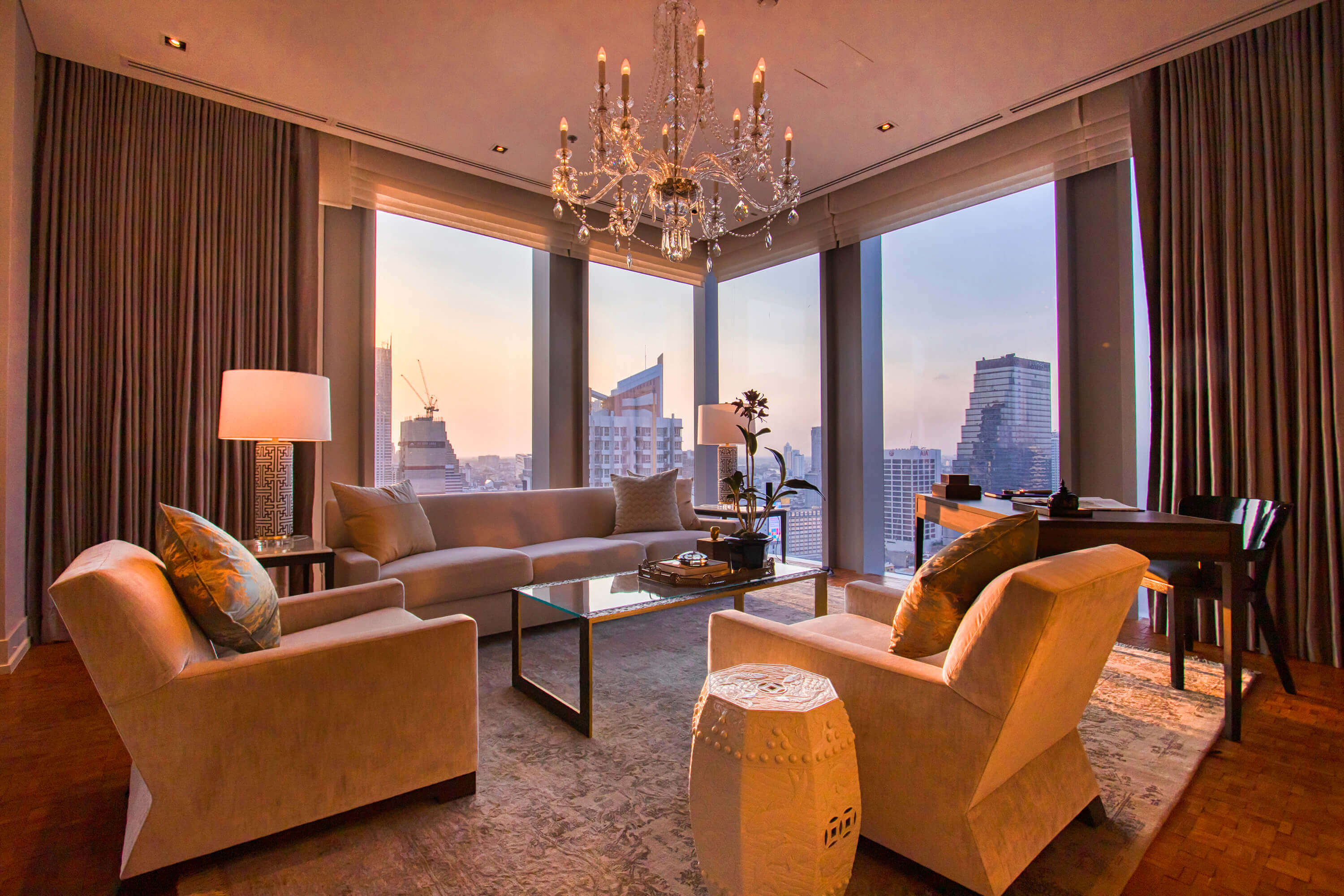 The Ritz Carlton Residences