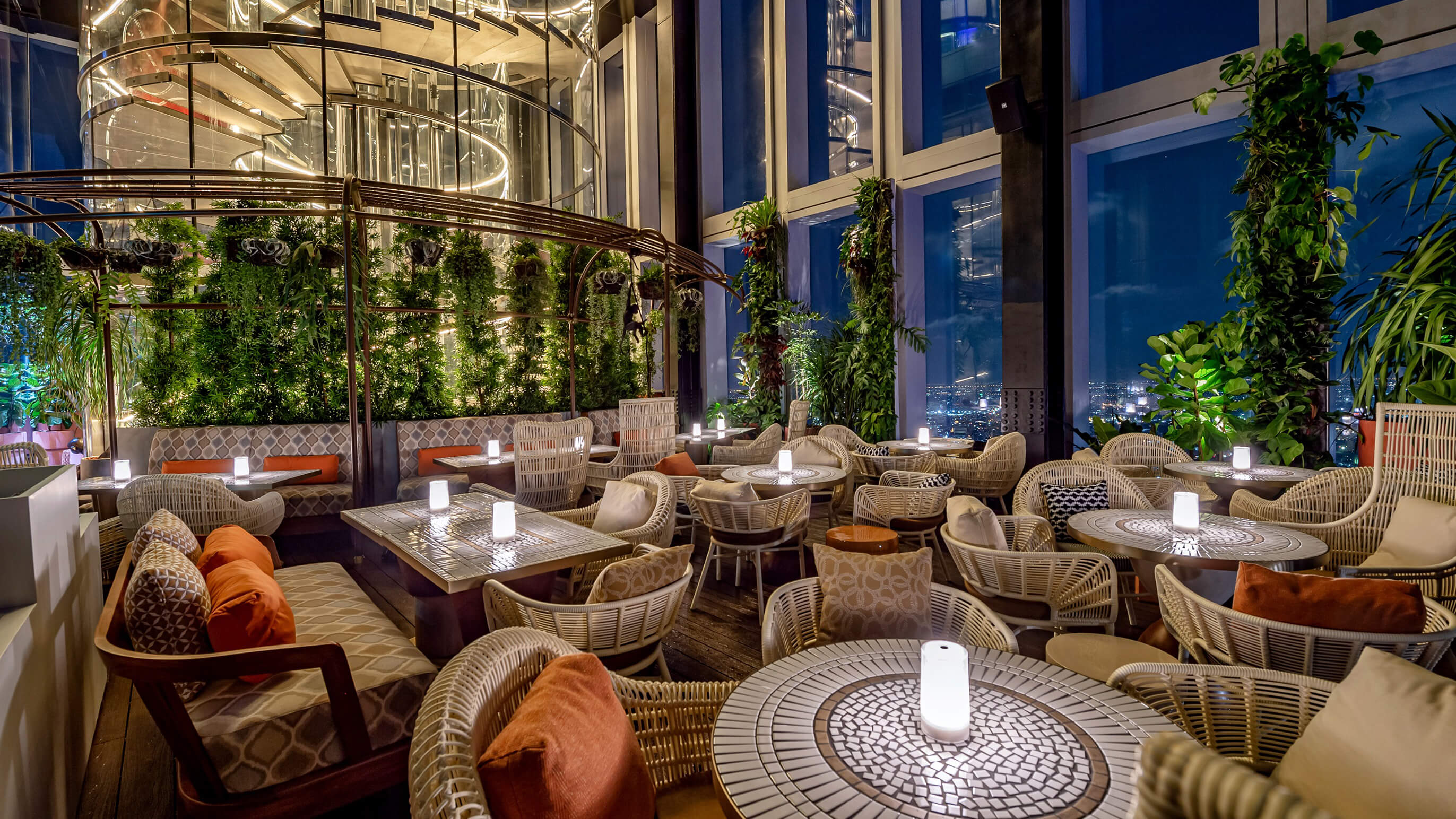 Thailand's highest restaurant and bar opens in Bangkok