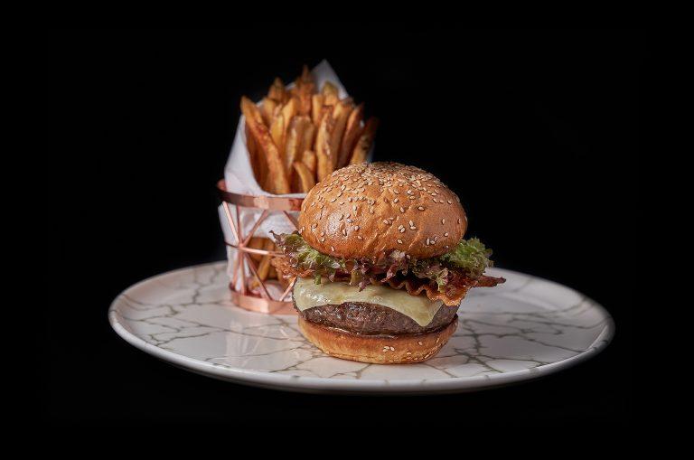Mahanakhon Burger