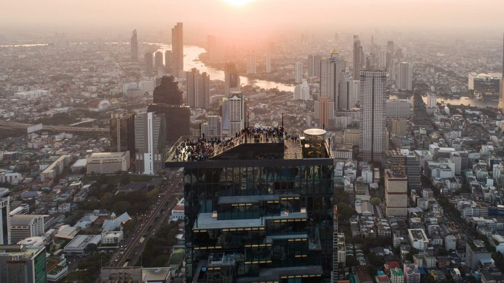 King Power Mahanakhon offers highest countdown to 2020