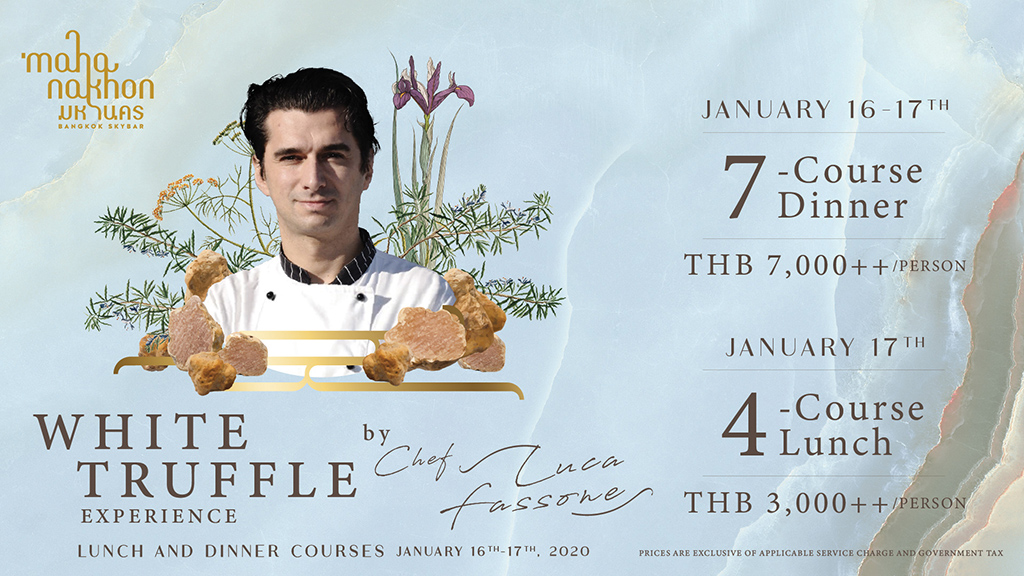Chef Luca Fassone