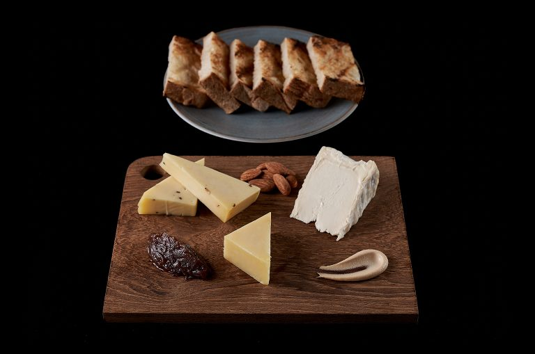 JEAN-YVES BORDIER CHEESE PLATE