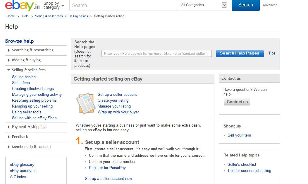 How To Integrate Ebay App To Your Kartrocket Store Knowledgebase Shiprocket