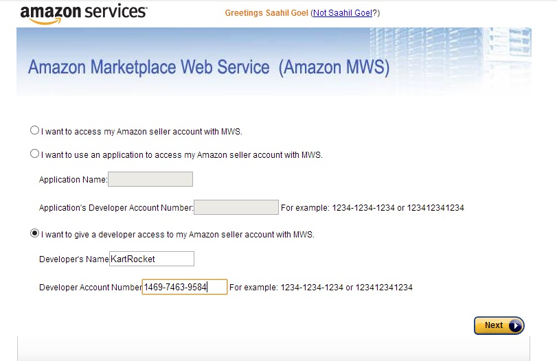 How to Integrate Amazon App to your KartRocket Store