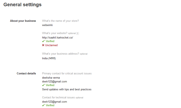 How To Integrate Google Product Feed app to your KartRocket Store