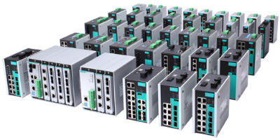 Moxa industrial computing systems