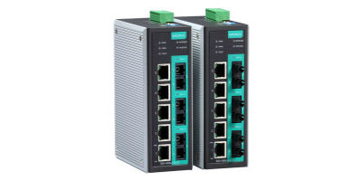 Industrial ethernet switches by moxa