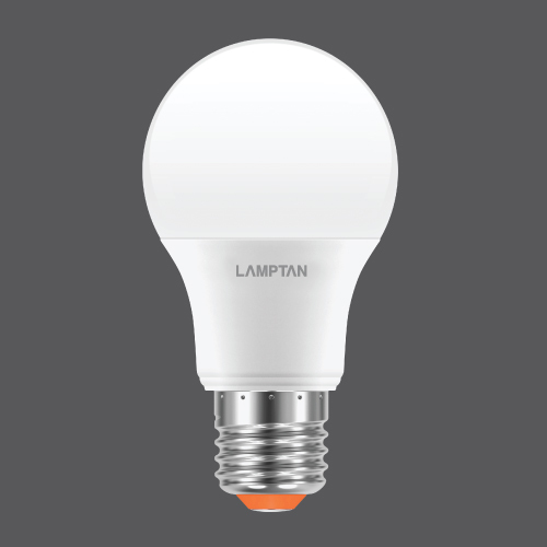Led bulb bright 8w web