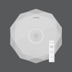 Led smart speaker ceiling lamp galactic 24w web1