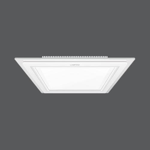 Led downlight glass glow square web1