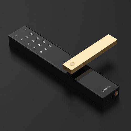 Smart door lock per